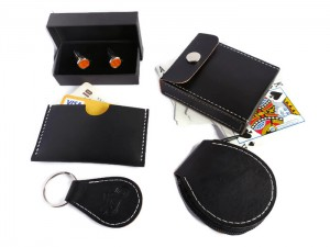 UKHandcraft Black is Back Handmade Leather Gifts